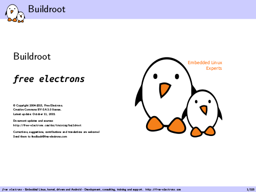 buildroot slides